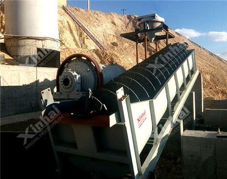 锰矿选矿工艺